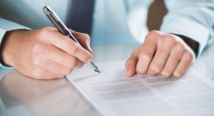 documents business consultans hands